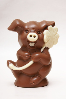 Austrian-new-year-chocolate-pig
